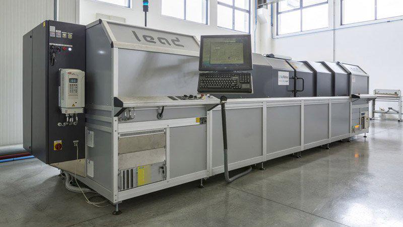 Incisione diretta su elastometro doppia sorgente laser Nu-Maber