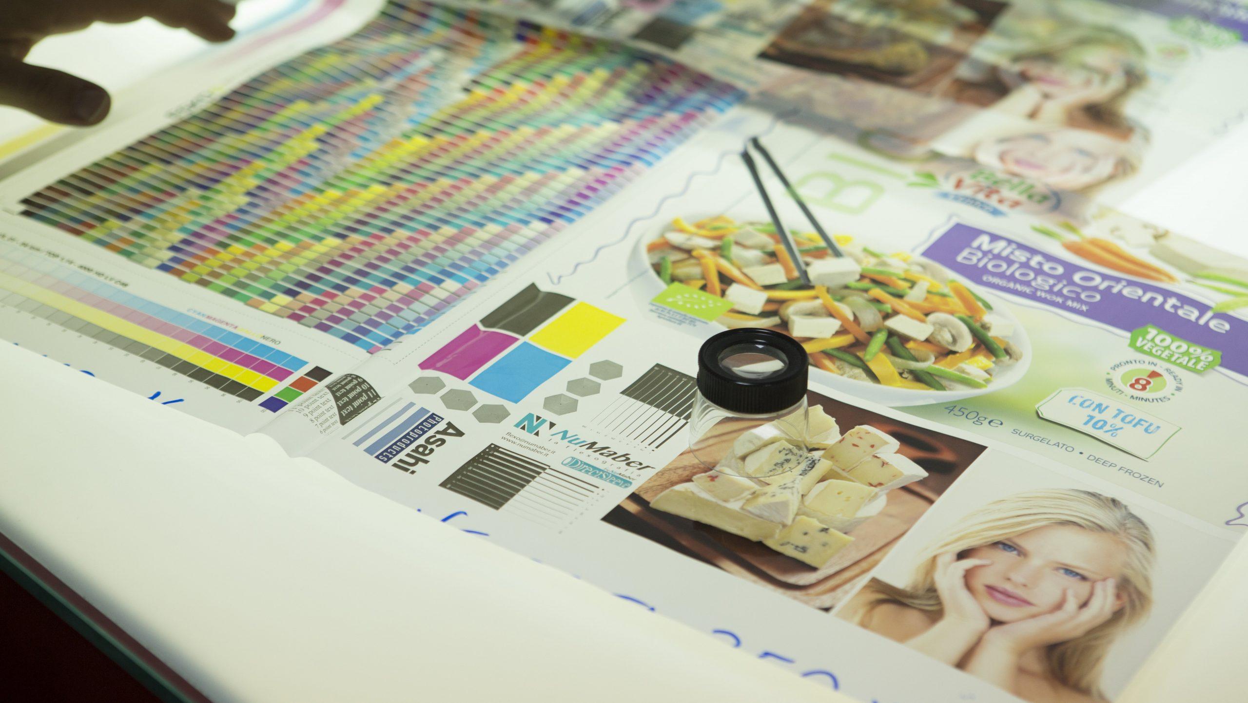 Impianti prestampa stampa flessografica Nu-Maber