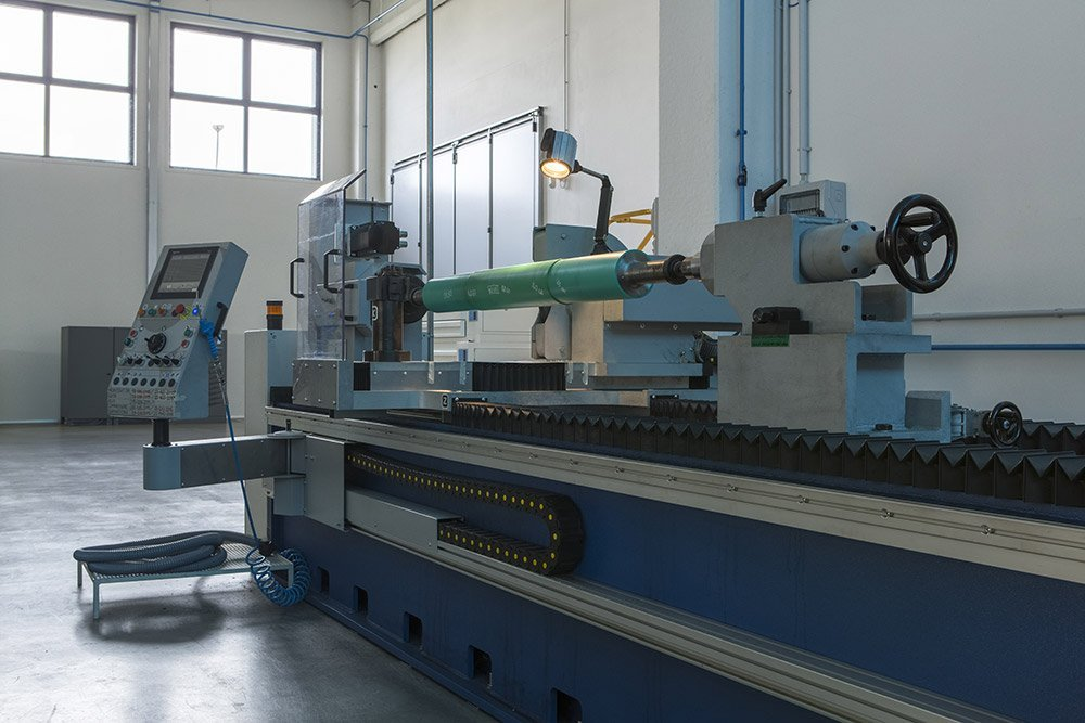 -Nu-Maber impianti stampa flexo rettifica maniche sleeve